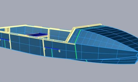 Small boat plans available now!