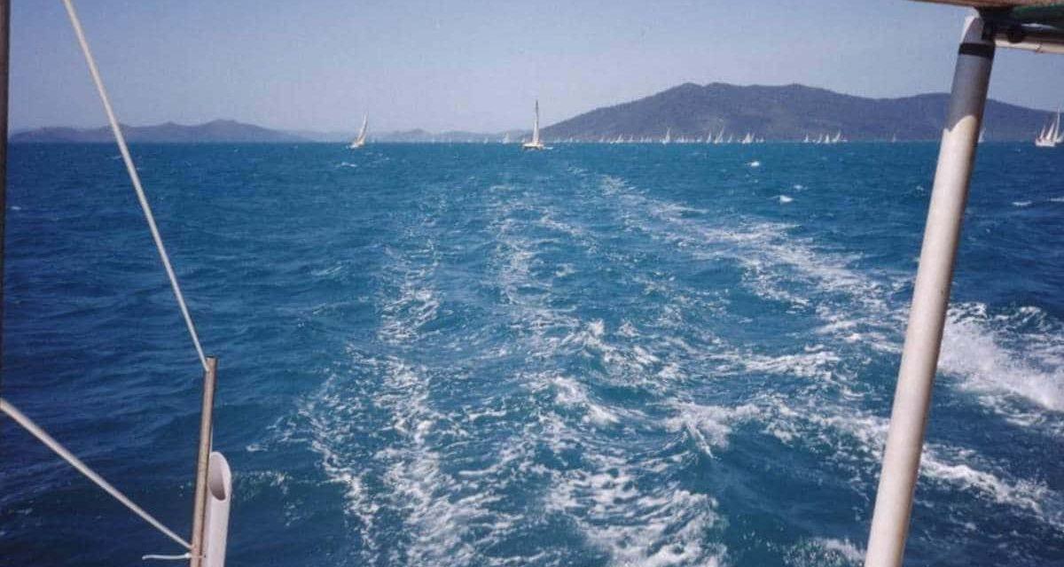 How fast are catamarans