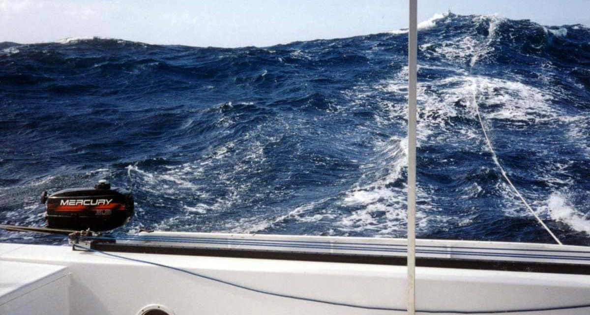 Catamaran size – how big a boat do you need – ocean sailing